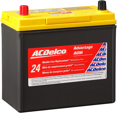 ACDelco ACDB24R Advantage AGM Automotive Battery review
