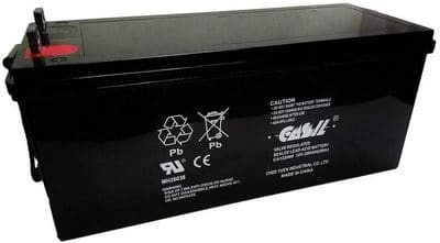 Casil CA122000 12V 200Ah 4D Deep Cycle AGM SLA Replacement Battery review