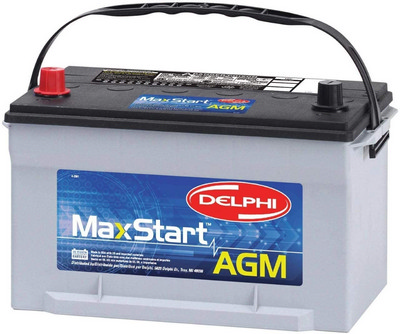 Delphi BU9065 MaxStart AGM Premium Automotive Battery, Group Size 65 review
