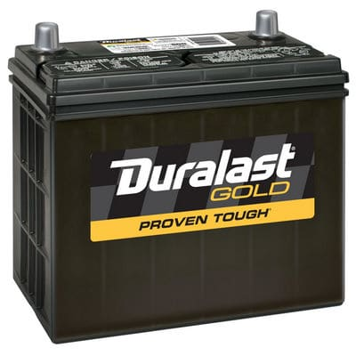 Duralast Gold Battery 51R-DLG Group Size 51R 500 CCA review