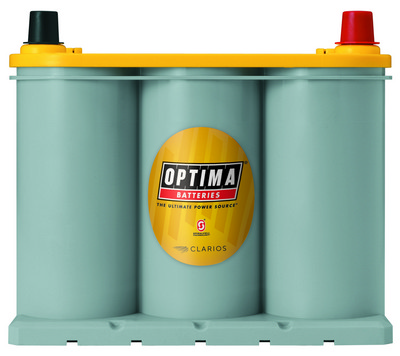Optima Batteries 8040-218 D35 YellowTop Dual Purpose Battery review